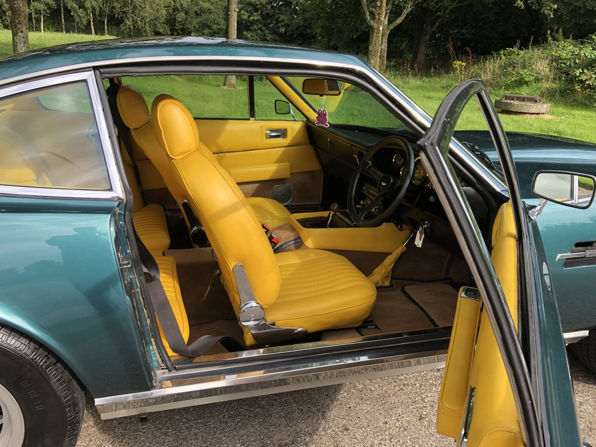 1974 Aston martin V8 Series 111 , low mileage example For Sale (picture 6 of 6)