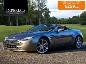 2008 Aston Martin  VANTAGE  V8 ROADSTER CAB SPORTSHIFT AUTO  31,9