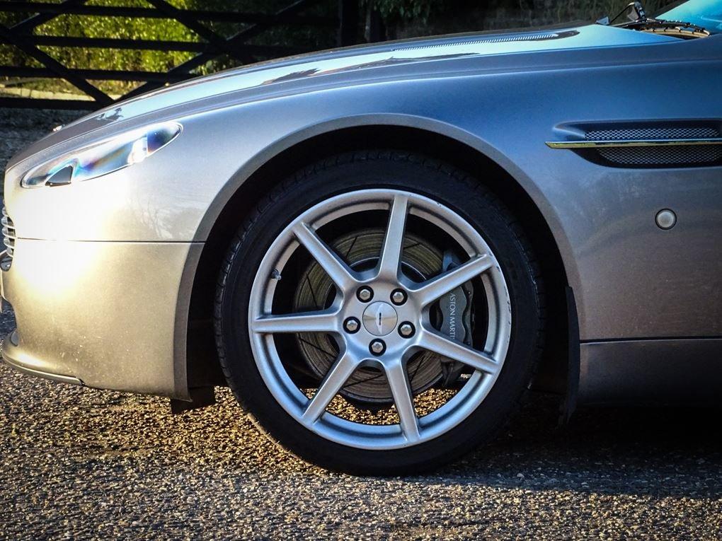 2008 Aston Martin  VANTAGE  V8 ROADSTER CAB SPORTSHIFT AUTO  31,9 For Sale (picture 5 of 19)