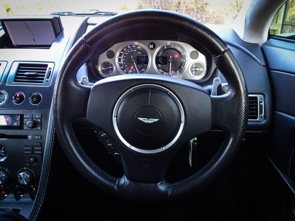 2008 Aston Martin  VANTAGE  V8 ROADSTER CAB SPORTSHIFT AUTO  31,9 For Sale (picture 7 of 19)