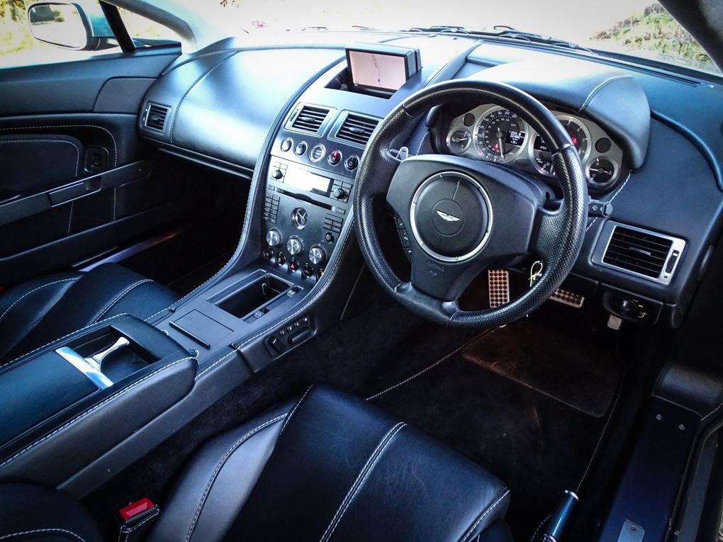 2008 Aston Martin  VANTAGE  V8 ROADSTER CAB SPORTSHIFT AUTO  31,9 For Sale (picture 8 of 19)