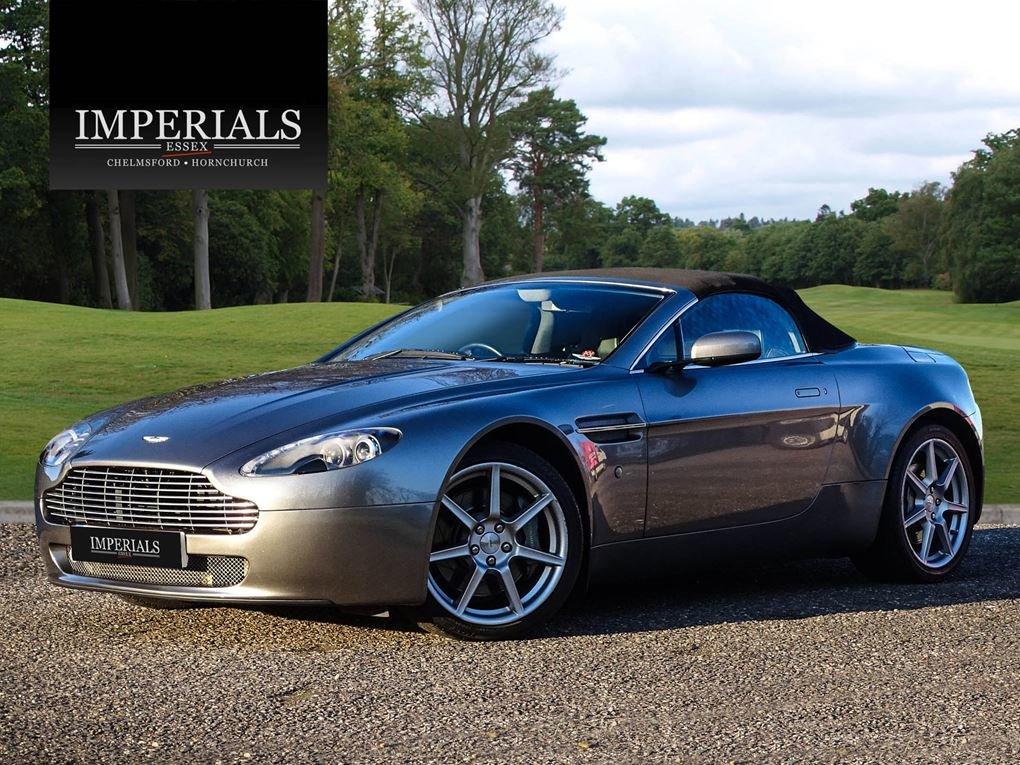 2008 Aston Martin  VANTAGE  V8 ROADSTER CAB SPORTSHIFT AUTO  31,9 For Sale (picture 16 of 19)