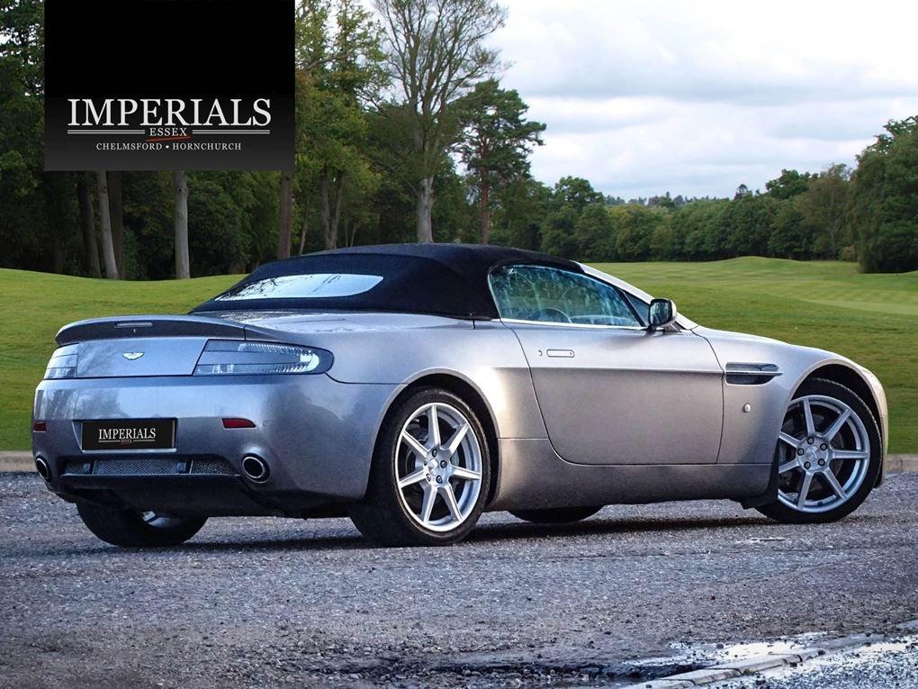 2008 Aston Martin  VANTAGE  V8 ROADSTER CAB SPORTSHIFT AUTO  31,9 For Sale (picture 18 of 19)