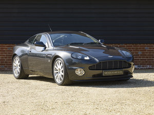 2007 Aston Martin Vanquish S - 8,391 miles from new