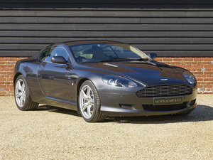 2008 Aston Martin DB9 Coupe - Sports Pack