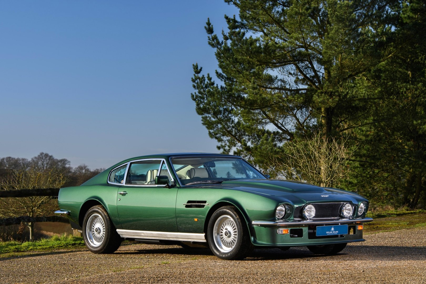 1989 Aston Martin V8 Vantage X Pack Coupe  For Sale (picture 1 of 6)