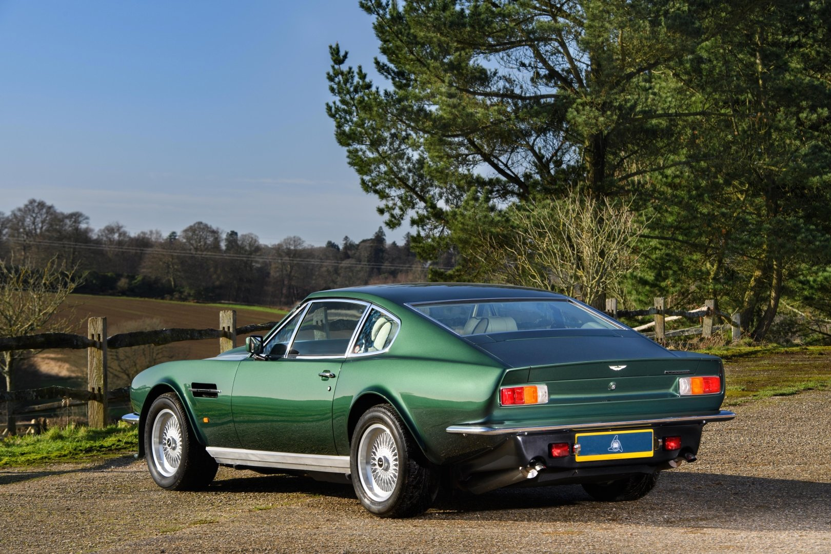 1989 Aston Martin V8 Vantage X Pack Coupe  For Sale (picture 2 of 6)