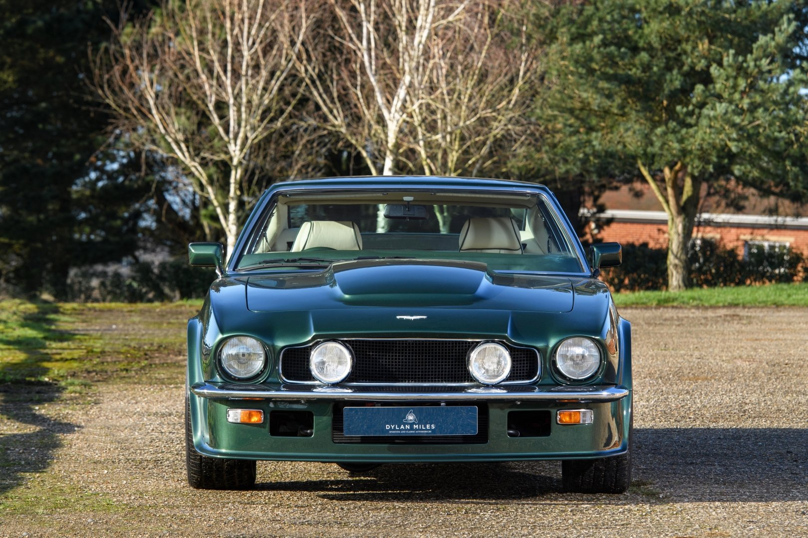 1989 Aston Martin V8 Vantage X Pack Coupe  For Sale (picture 3 of 6)