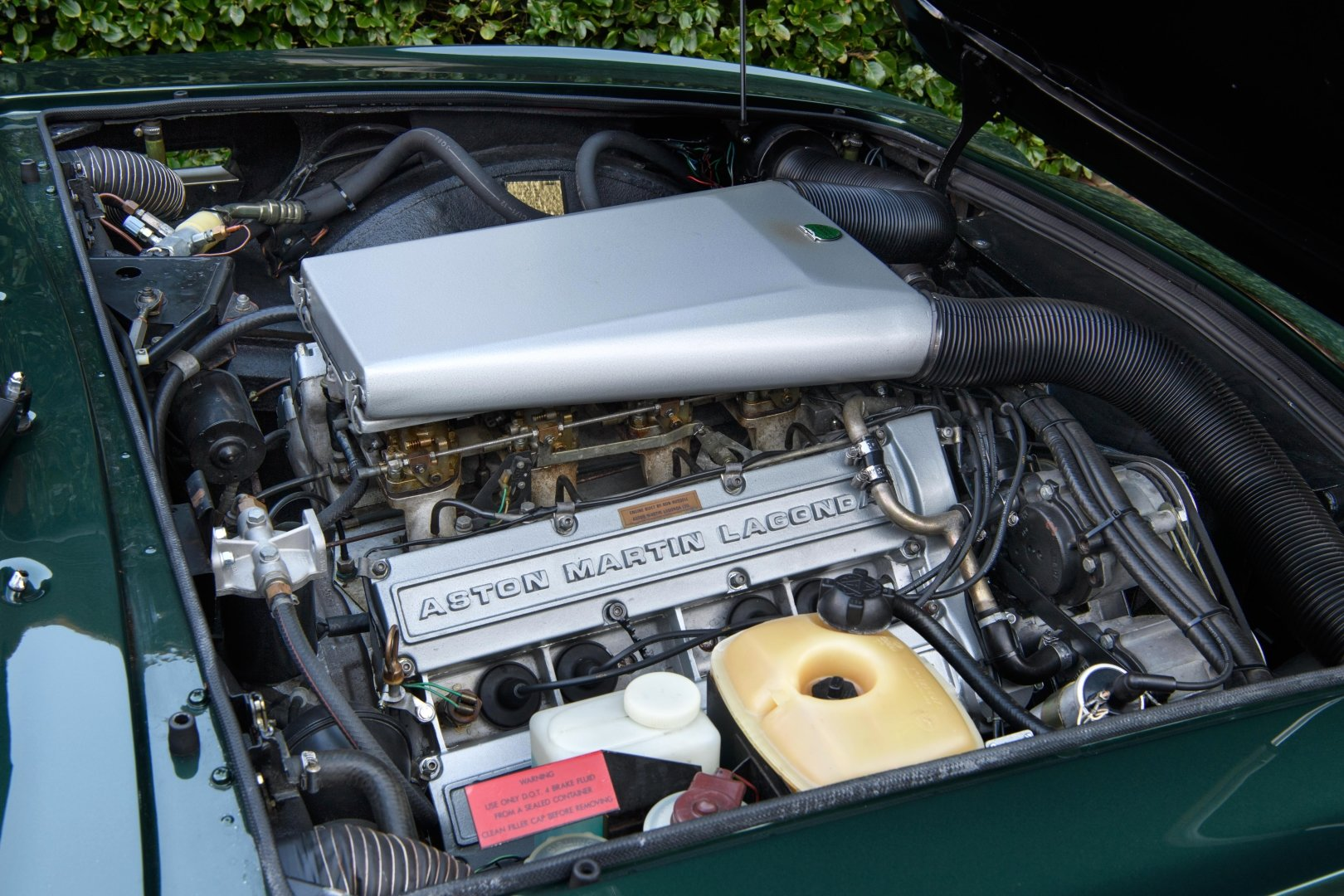 1989 Aston Martin V8 Vantage X Pack Coupe  For Sale (picture 6 of 6)