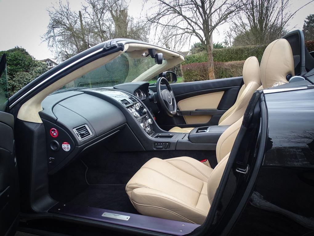 Aston Martin  VANTAGE  V8 ROADSTER 4.7 V8 CABRIOLET 2010 FAC For Sale (picture 3 of 16)
