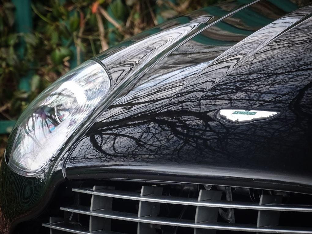 Aston Martin  VANTAGE  V8 ROADSTER 4.7 V8 CABRIOLET 2010 FAC For Sale (picture 10 of 16)