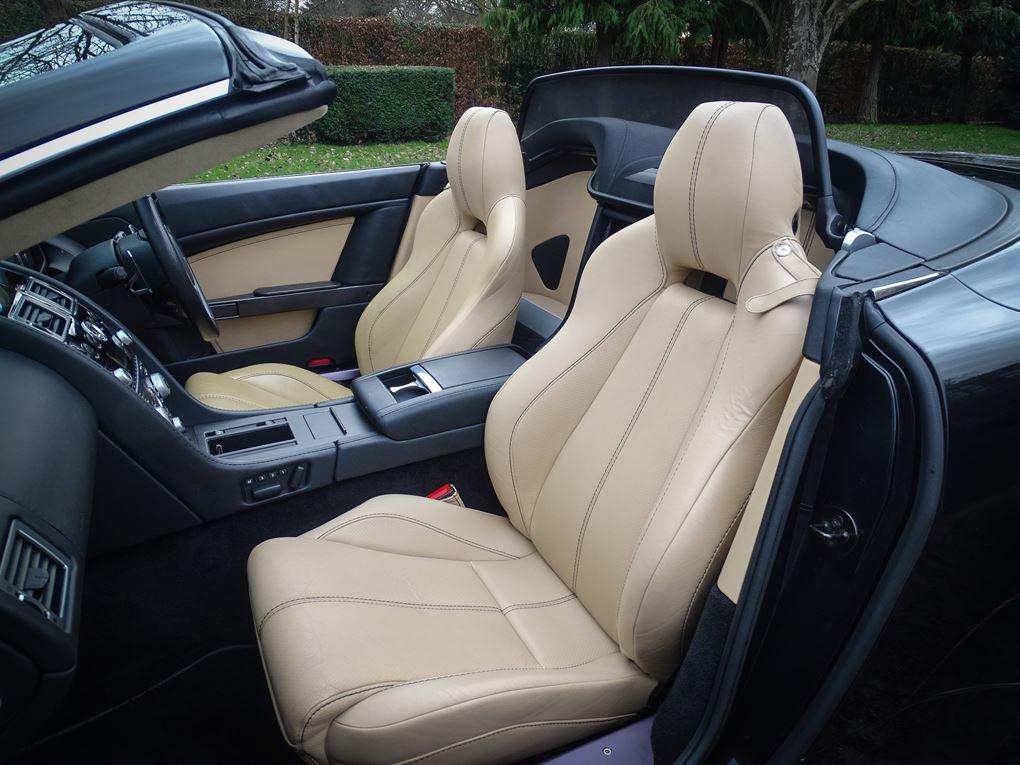 Aston Martin  VANTAGE  V8 ROADSTER 4.7 V8 CABRIOLET 2010 FAC For Sale (picture 13 of 16)