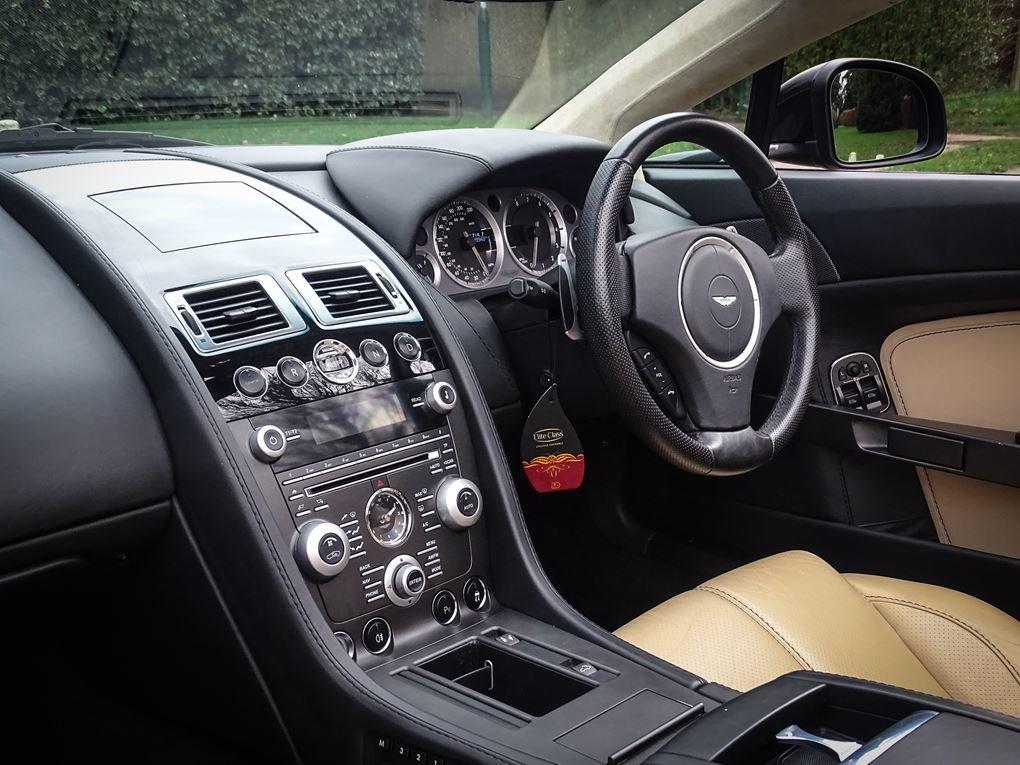 Aston Martin  VANTAGE  V8 ROADSTER 4.7 V8 CABRIOLET 2010 FAC For Sale (picture 14 of 16)