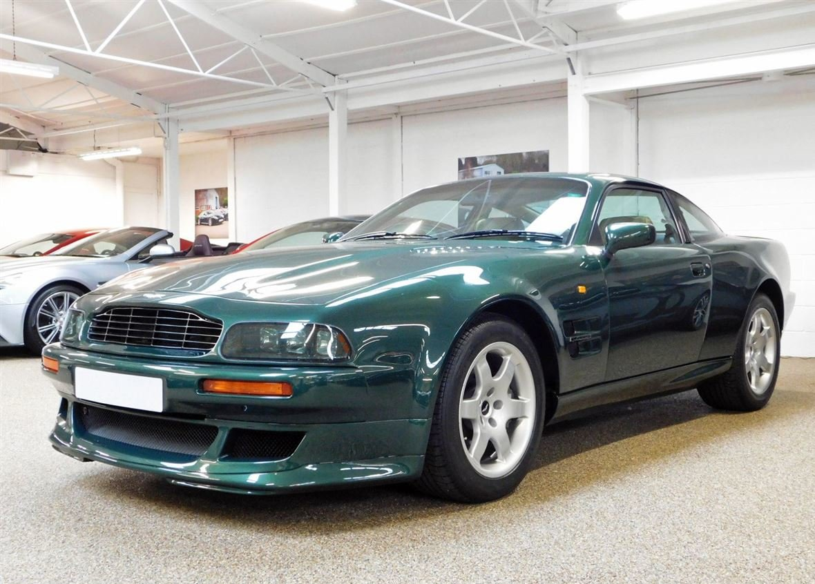 1994 ASTON MARTIN  V550 VANTAGE * MANUAL & 23,000 MILES *  For Sale (picture 1 of 6)