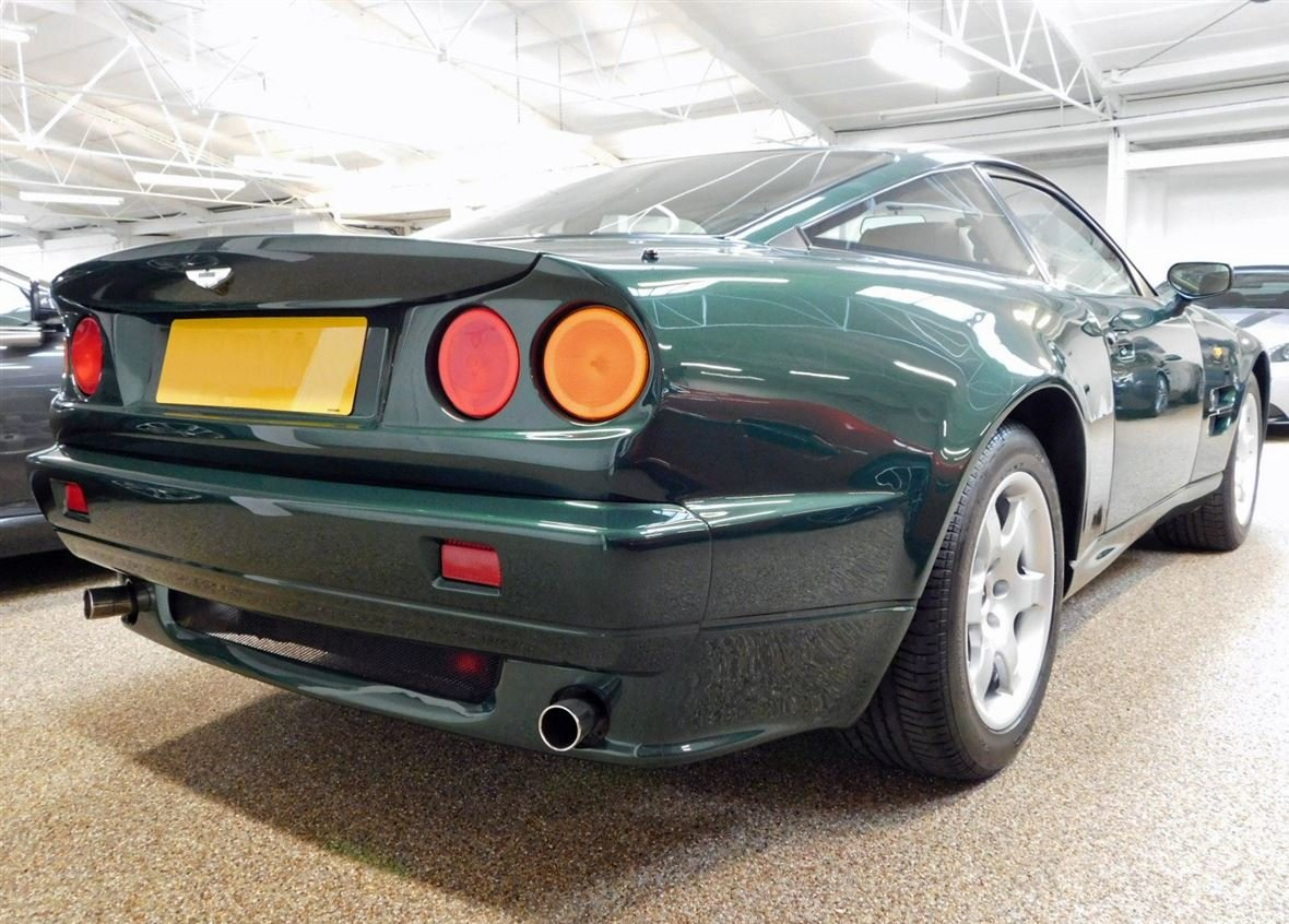 1994 ASTON MARTIN  V550 VANTAGE * MANUAL & 23,000 MILES *  For Sale (picture 2 of 6)