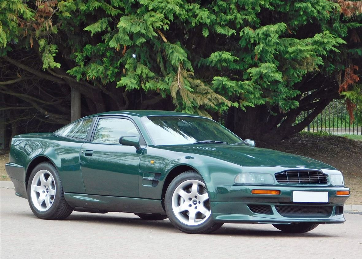 1994 ASTON MARTIN  V550 VANTAGE * MANUAL & 23,000 MILES *  For Sale (picture 4 of 6)