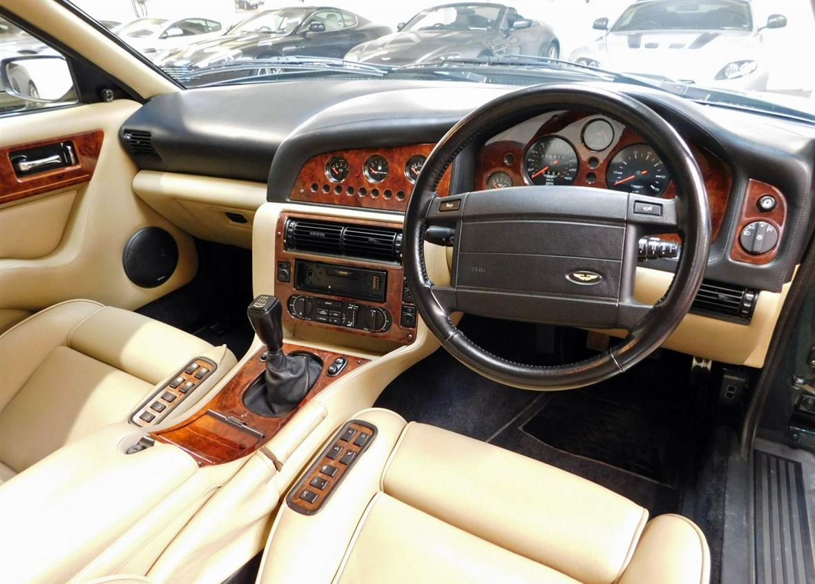 1994 ASTON MARTIN  V550 VANTAGE * MANUAL & 23,000 MILES *  For Sale (picture 6 of 6)