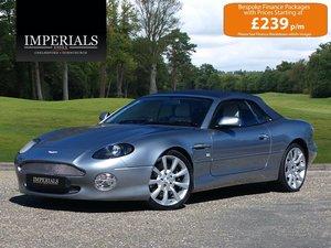 2003 Aston Martin  DB7  VANTAGE VOLANTE AUTO  34,948