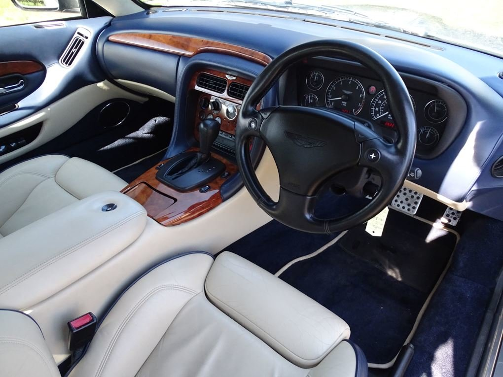 2003 Aston Martin  DB7  VANTAGE VOLANTE AUTO  34,948 For Sale (picture 14 of 20)