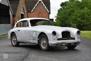 Aston Martin DB 2/4 M1 Restoration
