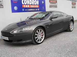 2005 Aston martin db9 5.9 v12 automatic