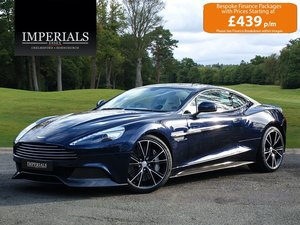 Aston Martin  VANQUISH  5.9 V12 2+2 COUPE 2016 MODEL 8 SPEED