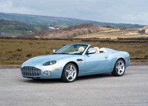 2003 Aston Martin DB AR1 SOLD