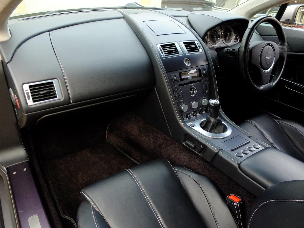 2007 ASTON MARTIN V8 VANTAGE - 6 SPD MAN - 2 ONRS - 35K MILES - For Sale (picture 4 of 6)