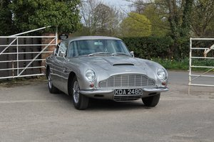 Picture of 1966 Aston Martin DB6, Fabulous History, 5 Speed ZF Gearbox For Sale