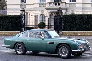 1962 Aston Martin DB4 Series V Vantage - £190k rebuild completed