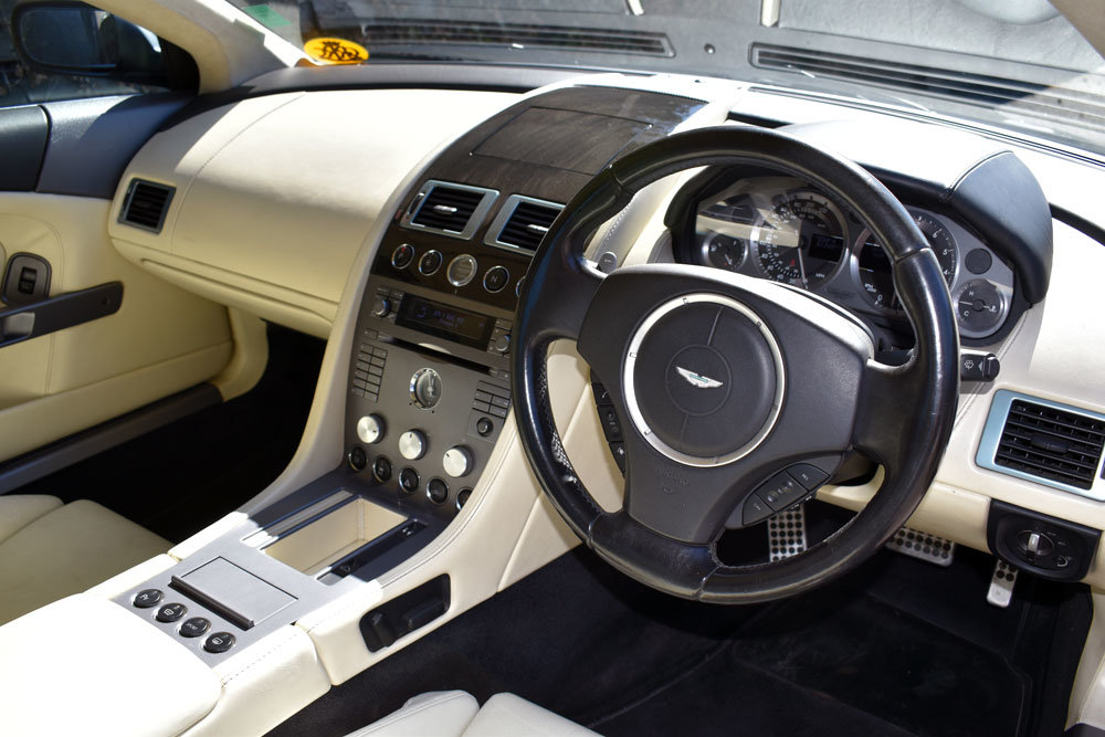 2006 Aston Martin DB9 Volante Seq FSH+RAC Approved For Sale (picture 4 of 6)