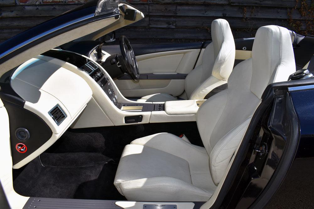 2006 Aston Martin DB9 Volante Seq FSH+RAC Approved For Sale (picture 5 of 6)