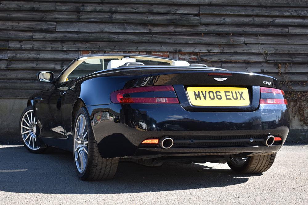 2006 Aston Martin DB9 Volante Seq FSH+RAC Approved For Sale (picture 6 of 6)