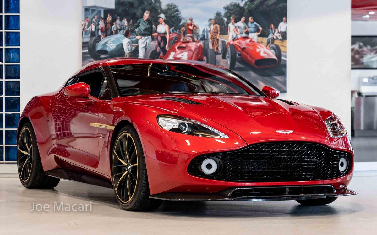2017 Aston Martin Vanquish Zagato Coupe For Sale (picture 1 of 16)