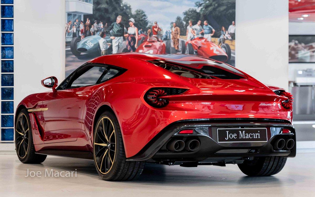 2017 Aston Martin Vanquish Zagato Coupe For Sale (picture 7 of 16)