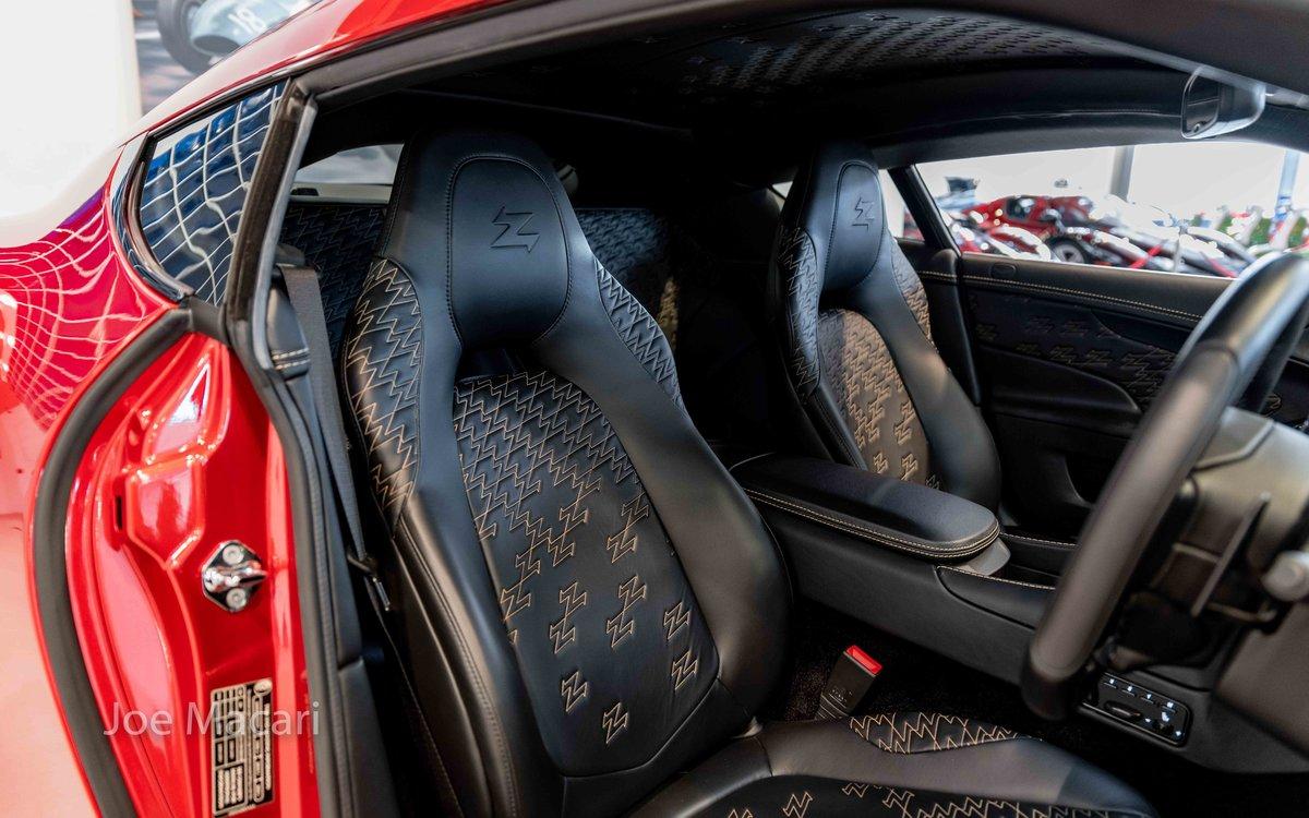 2017 Aston Martin Vanquish Zagato Coupe For Sale (picture 10 of 16)