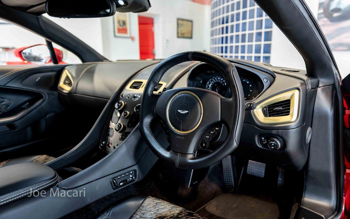 2017 Aston Martin Vanquish Zagato Coupe For Sale (picture 13 of 16)