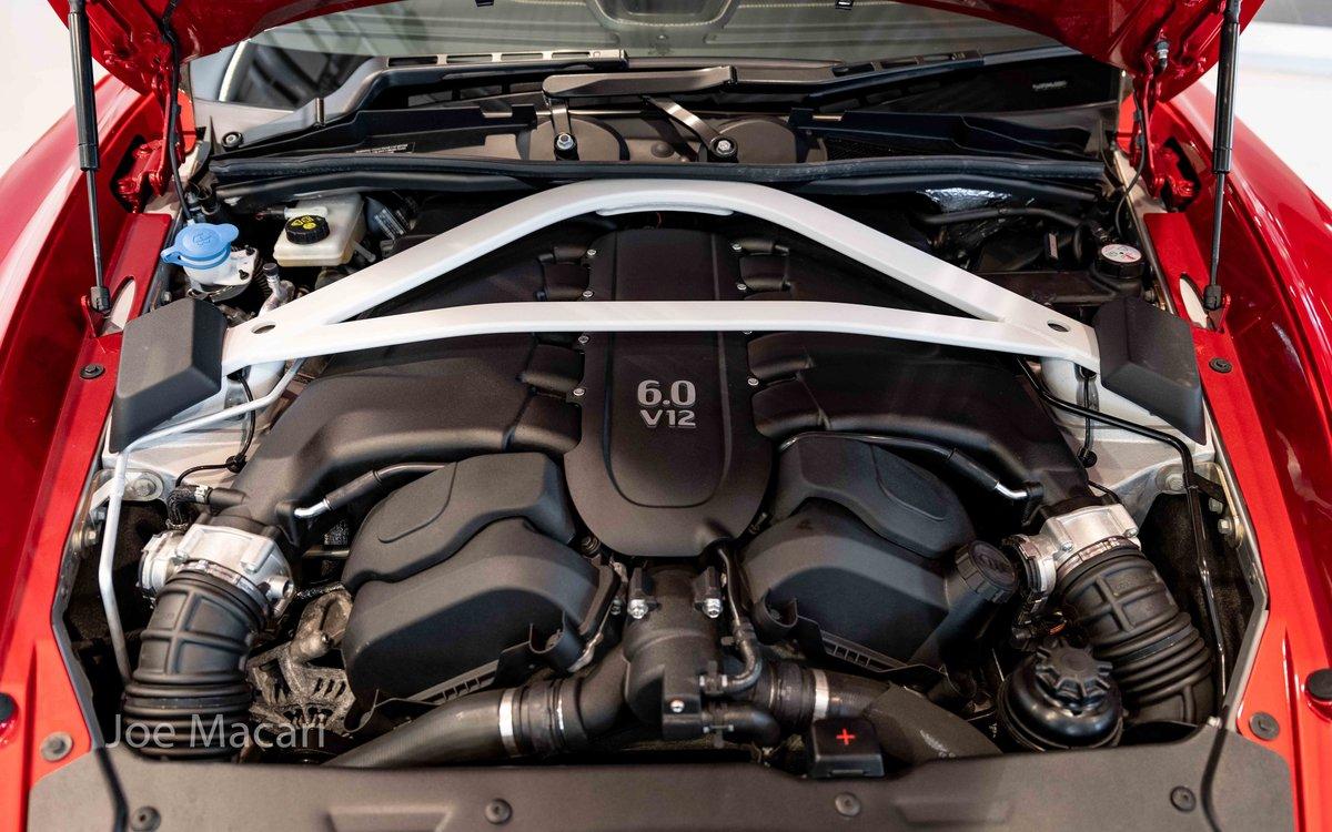2017 Aston Martin Vanquish Zagato Coupe For Sale (picture 16 of 16)