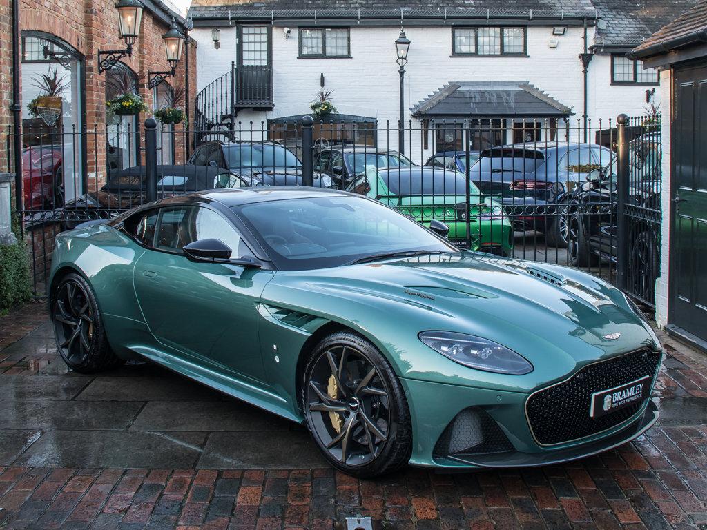 2019 Aston Martin    DBS Superleggera 59 Edition  For Sale (picture 2 of 18)