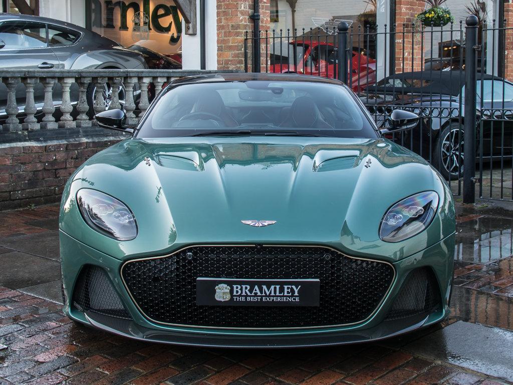 2019 Aston Martin    DBS Superleggera 59 Edition  For Sale (picture 3 of 18)