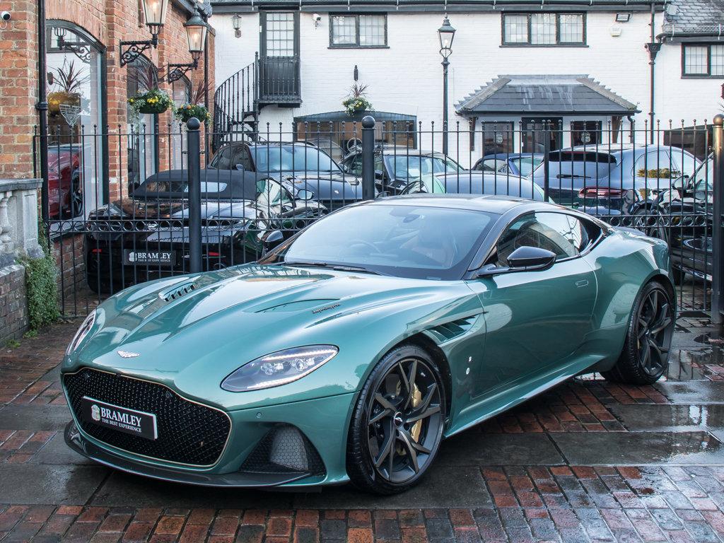 2019 Aston Martin    DBS Superleggera 59 Edition  For Sale (picture 4 of 18)