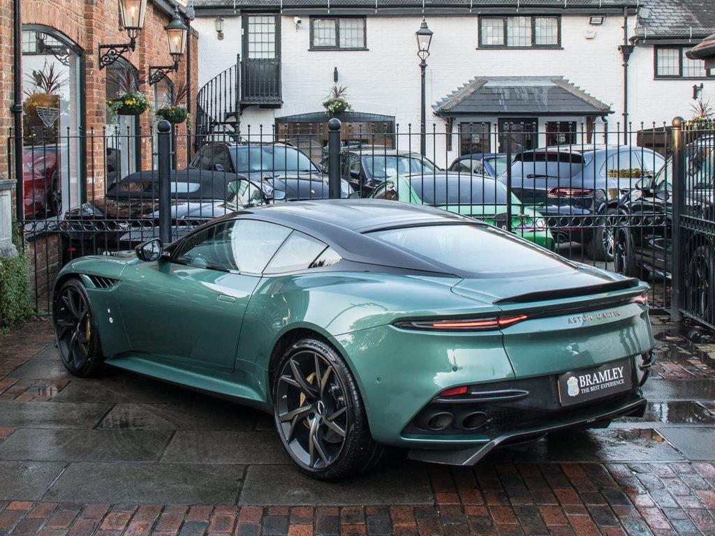 2019 Aston Martin    DBS Superleggera 59 Edition  For Sale (picture 5 of 18)