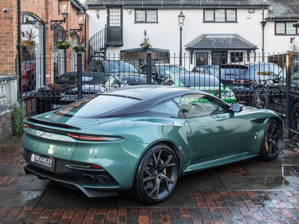 2019 Aston Martin    DBS Superleggera 59 Edition  For Sale (picture 7 of 18)