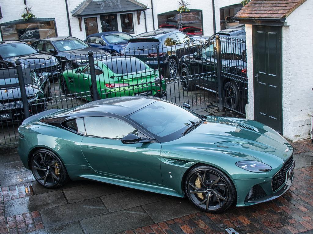 2019 Aston Martin    DBS Superleggera 59 Edition  For Sale (picture 8 of 18)