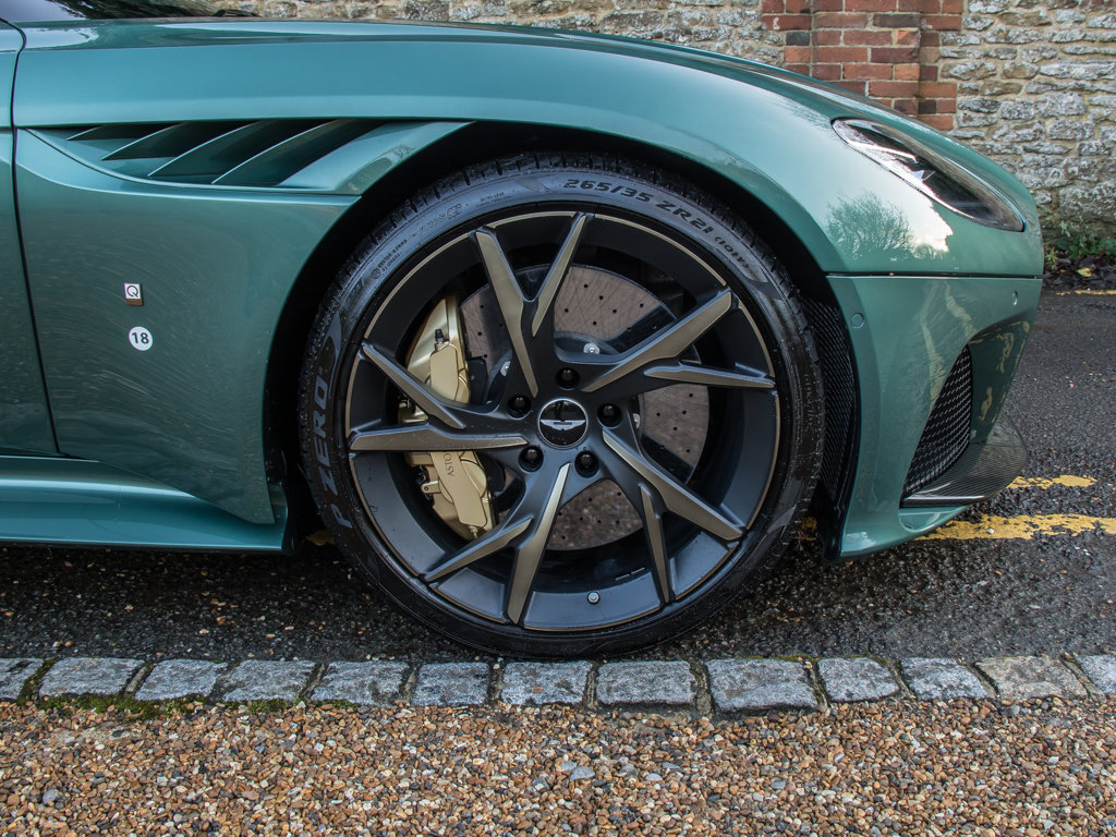 2019 Aston Martin    DBS Superleggera 59 Edition  For Sale (picture 9 of 18)