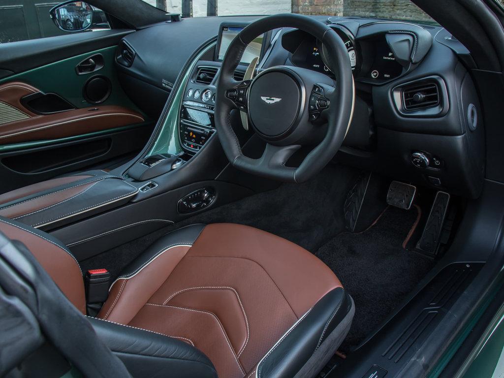 2019 Aston Martin    DBS Superleggera 59 Edition  For Sale (picture 12 of 18)