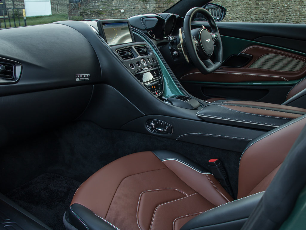 2019 Aston Martin    DBS Superleggera 59 Edition  For Sale (picture 14 of 18)