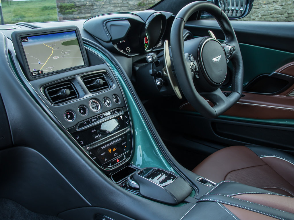 2019 Aston Martin    DBS Superleggera 59 Edition  For Sale (picture 16 of 18)