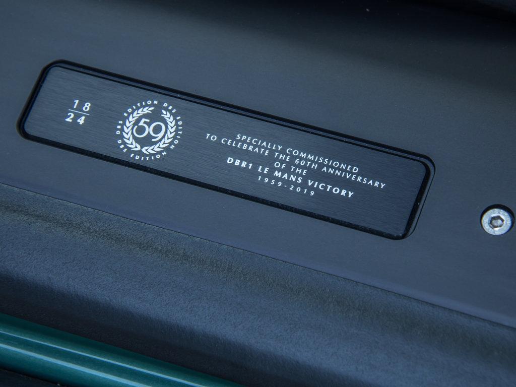 2019 Aston Martin    DBS Superleggera 59 Edition  For Sale (picture 17 of 18)