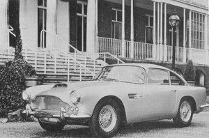 1958 Aston Martin DB4 Series 2 For Sale